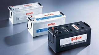 Bosch аккумуляторы